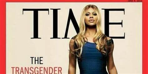 Laverne Cox Is On The Cover Of Time Magazine Buzzfeed | laverne cox is fabulous on the cover of time magazine