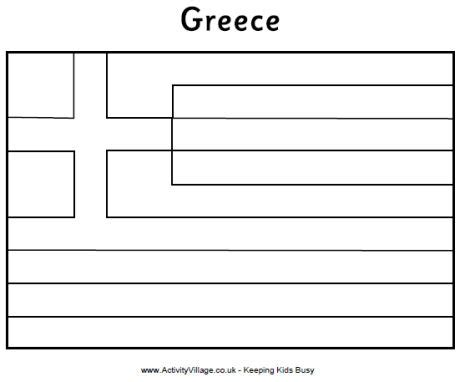 coloring pages european flags coloring flag greece grecian gala pinterest