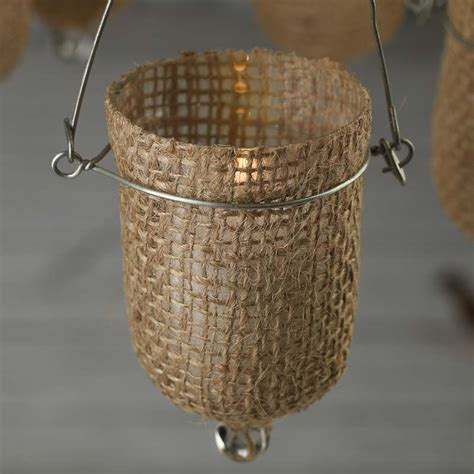 Hanging Votive Candle Holders Rustic Hanging Glass Votive Candle Holders On Sale