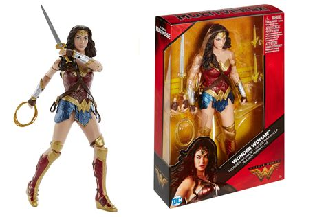 Figure Wonderwoman dc multiverse figures by mattel