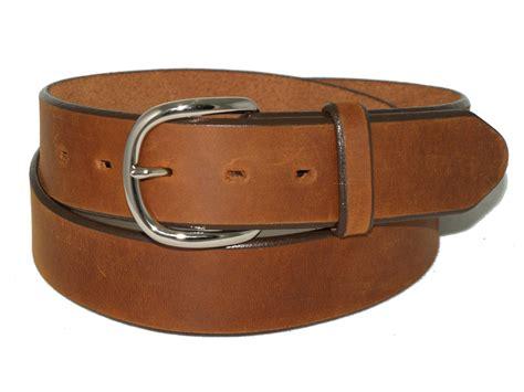 mr 4g011j basic leather work belt aged bark 1 5 8 quot