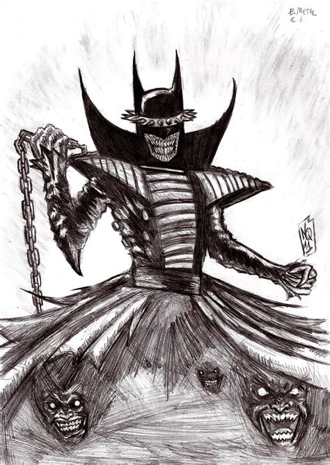 batman the who laughs the batman who laughs by nic011 on deviantart