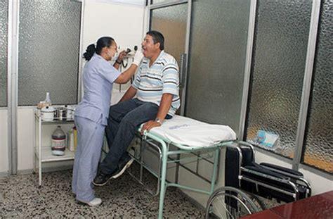 salas de cam se traslada sala de enfermeria del cam del sotano al piso 15