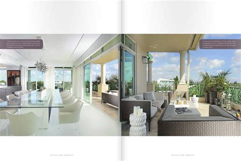 magazine design jobs fort lauderdale dkor s interiors takes cover page in south american