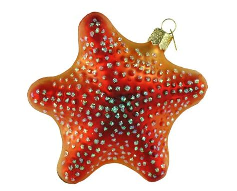 amazing starfish christmas ornaments beachfront decor