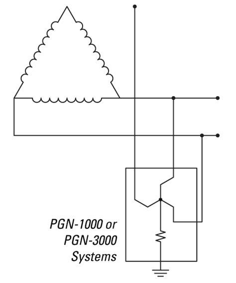 zig zag transformer grounding resistor resistance grounding conversion littelfuse