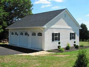 garages by opdyke custom built to match your home