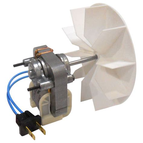 bathroom exhaust fan motor parts broan nutone bath ventilator motor blower wheel