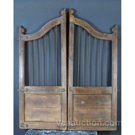 swinging doors for sale early primative saloon type swinging doors 18 quot x46 quot each