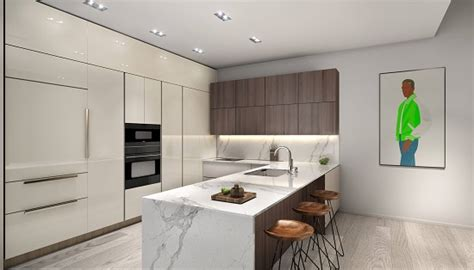 Choices Kitchen Miami by Auberge Residences And Spa Miami Condos From 345 900