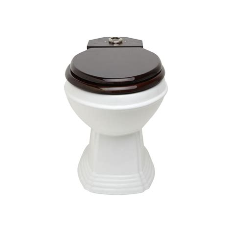 High Tank Water Closet by Mahogany High Tank Pull Chain Water Closet With Elongated
