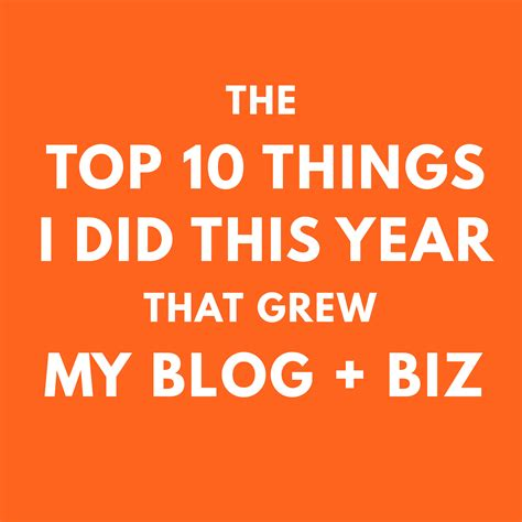 8 Popular Things You Searched For This Year by 30 Ways To Grow Your Biz This Year Wonderlass
