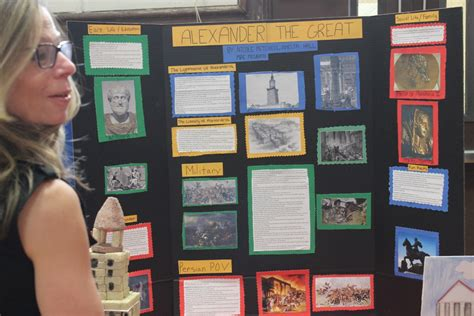 biography of mahatma gandhi for school project discovery night at haldane highlands current