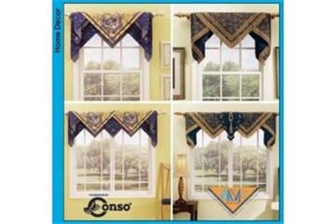 free curtain sewing patterns valances valance curtains and curtain patterns on pinterest