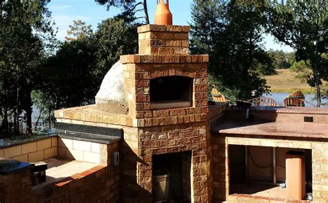 backyard pizza oven kits pizza oven kit backyard