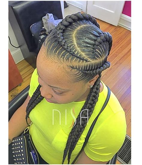 picture of big gbana weaving 209 best braids images on pinterest hair dos natural