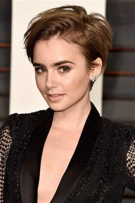 side swept pixie haircut layered pixie hair styles on pinterest anne hathaway