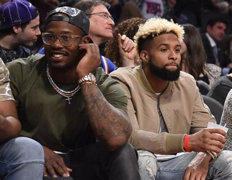 Miller Goes On A Rage At Nyc Club odell beckham doesn t anything about reported loss