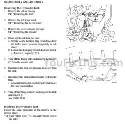 takeuchi tb215r repair manual mini excavator 171 youfixthis