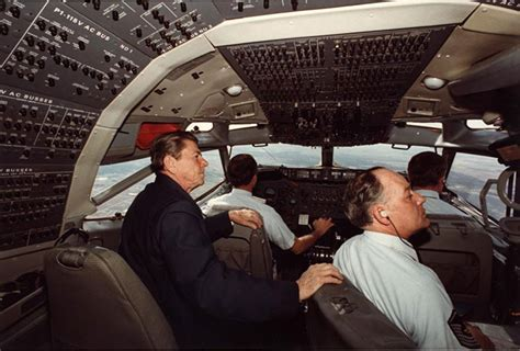 ronald air one interior with air one and presidential air travel pieces of history