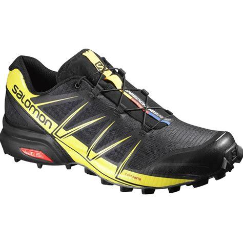 salomon athletic shoes salomon speedcross pro trail running shoe s