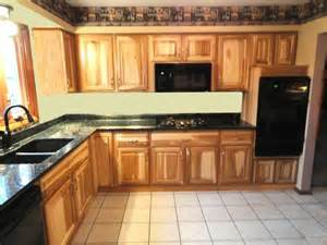Affordable Cabinet Refacing by Hickory Cabinets Kitchen Photos