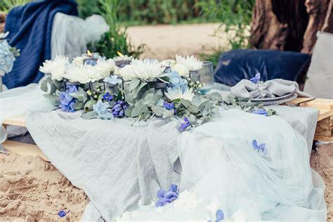 Hochzeitsdeko Grau by Hochzeitsdeko In Grau Und Blau Friedatheres
