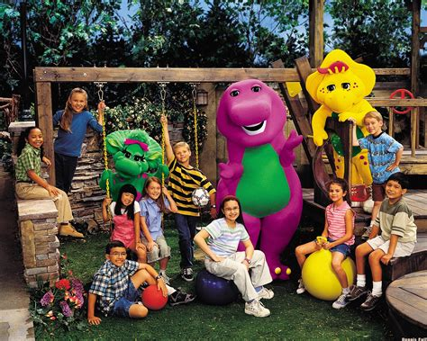 More From 7 by Barney And Friends Differences Wxxi