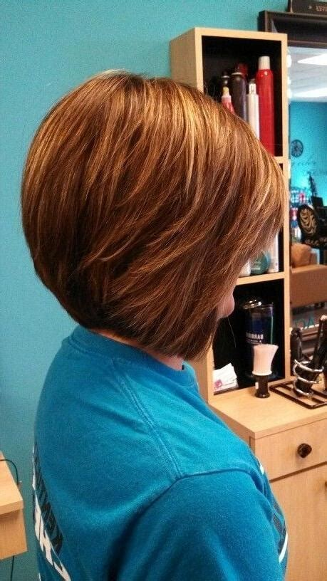 stacked bob round face photo gallery of inverted bob hairstyles for round faces