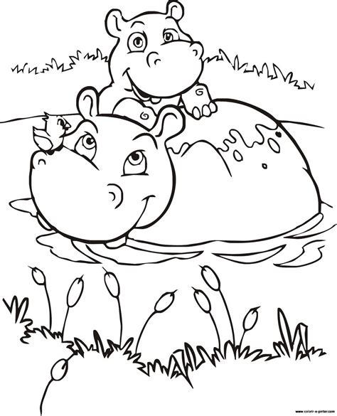 desenhos para colorir desenhos para colorir animais pagina 5 hipop 243 tamos a brincar no lago desenhos para colorir