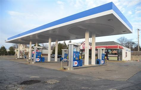 mobil gas barrington mobil that leaked fuel cleared to reopen