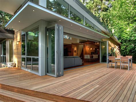 exterior room custom deck options hgtv
