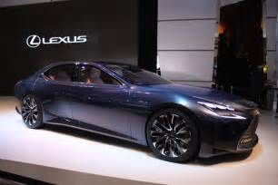 Lexus 440 Hybrid 2017 Lexus Ls To Remain That Center Of The Applicable