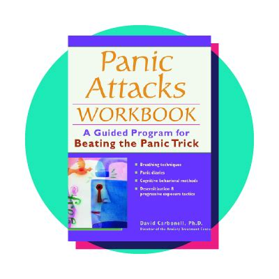 Pdf Panic Attacks Workbook Program Beating by The Best 13 Books About Anxiety
