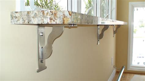 Kitchen Cabinet Height From Counter countertop application types installation federal brace