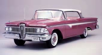 ford edsel tomorrow started