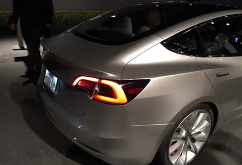 2017 tesla model 3 redesign interior release date and