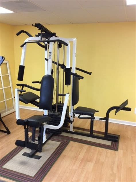 item fs exercise club weider home 16 6st