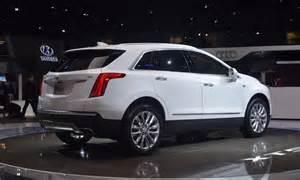 Cadillac Srx Comparison Cadillac Xt5 Vs Cadillac Srx Comparison Gm Authority