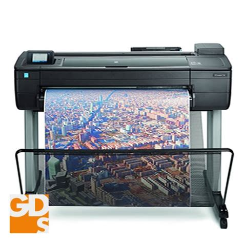product layout usually has general purpose equipments new hp designjet t730 printer 36 quot inch a0 cad general