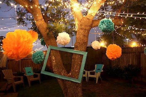 hanging party decor for the perfect summer bash quot fun summer party ideas quot trusper