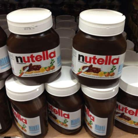 Nutella 350 Gram nutella chocolate spread 350 g sam pty ltd