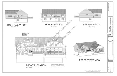 spec house plans sds233 contractor spec house plan 3 bdrm 2 bath main 1367