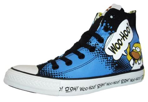 Converse Ct Ox Black Monochrome Original 1 converse ct hi the simpsons collection homer all