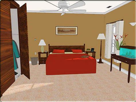 bedroom design your own bedroom with 2d design