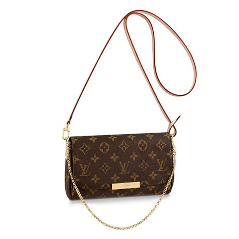 favorite pm monogram canvas handbags louis vuitton