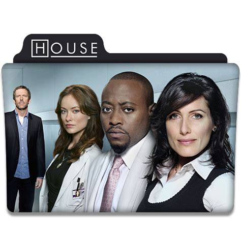 house tv show house tv series folder icon v2 by dyiddo on deviantart