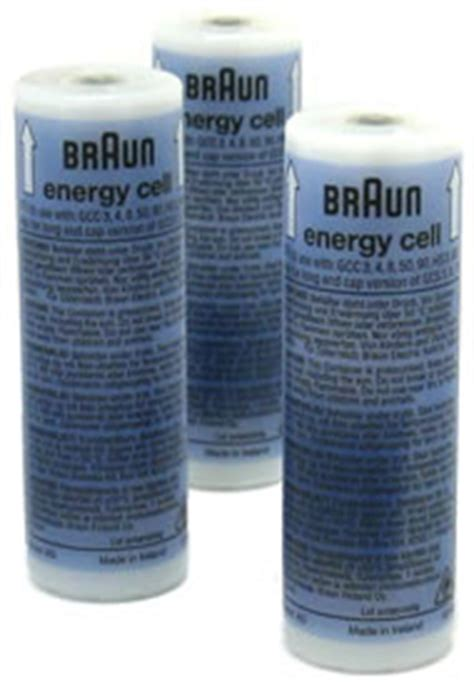 braun energy cell cts1 braun ct1 energy cell ace energy