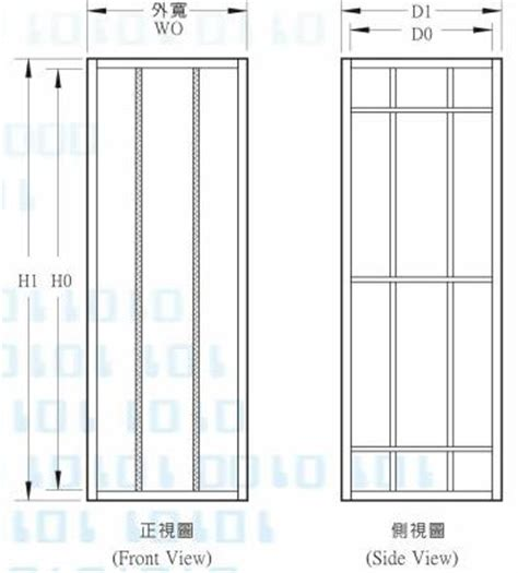 Rack Sizes Standard by Standard Rack Size Images