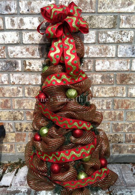 decorating a christmas tree with mesh netting 85 best trees images on decor trees and trees